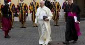 Papa Francesco incontra la signora Park Geun-hye