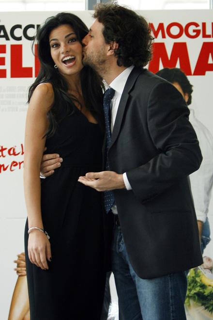 Chi è Laura Torrisi, ex moglie di Leonardo Pieraccioni