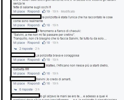 Salvini contro Chaouki: «Fatti eleggere in Africa»