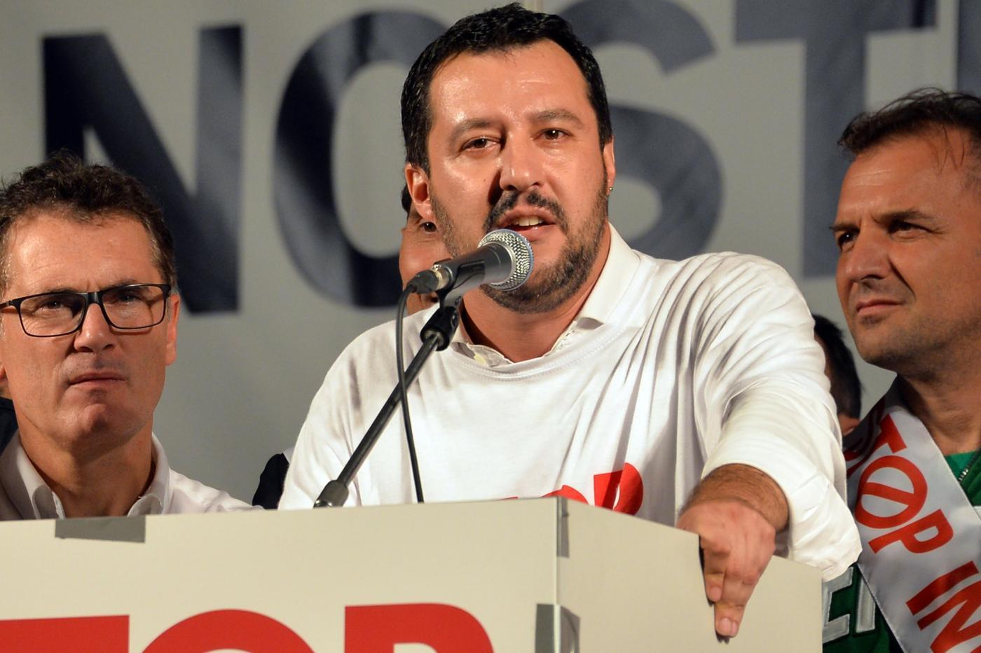 Sondaggi, Renzi risale al 40%. La Lega all'8%. Giù Fi e M5S