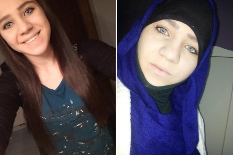 Samra e Sabrina, la brutta fine delle ragazze immagine dell'Isis