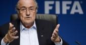 Moviola in campo, i ringraziamenti di Blatter a Tavecchio