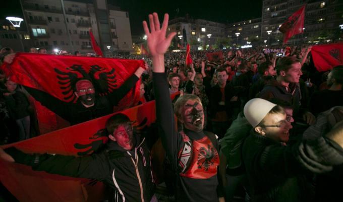 Gli scontri in Serbia-Albania? Colpa dell'Uefa