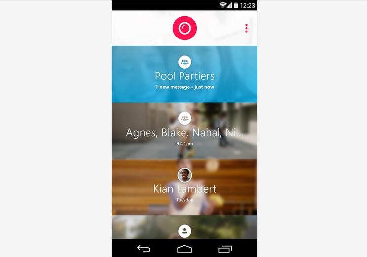 Skype Qik, la nuova app di video chat