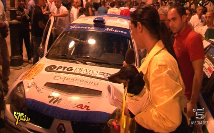Il trofeo di rally intitolato ad un condannato per mafia