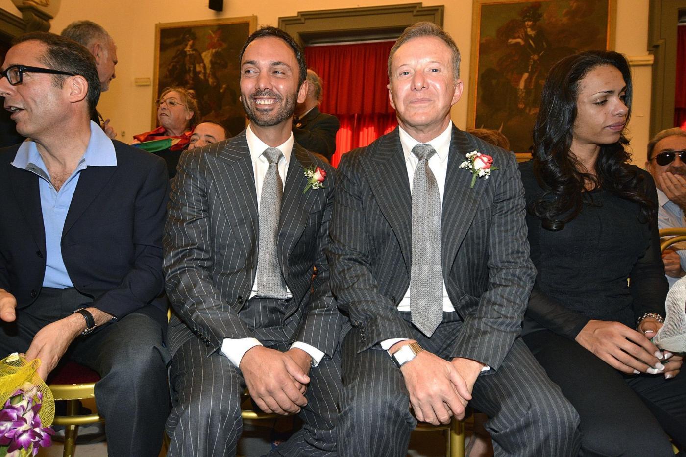 Ignazio Marino registra matrimoni gay in Campidoglio