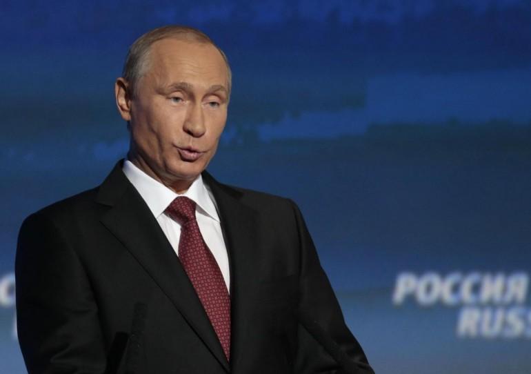 Ucraina, Putin incontra la Merkel e Poroshenko