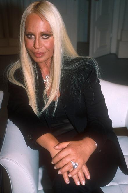 Donatella Versace: la trasformazione in 13 foto