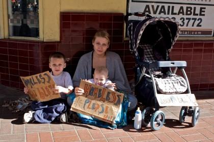 L'America dei bambini homeless: sono 2,5 milioni