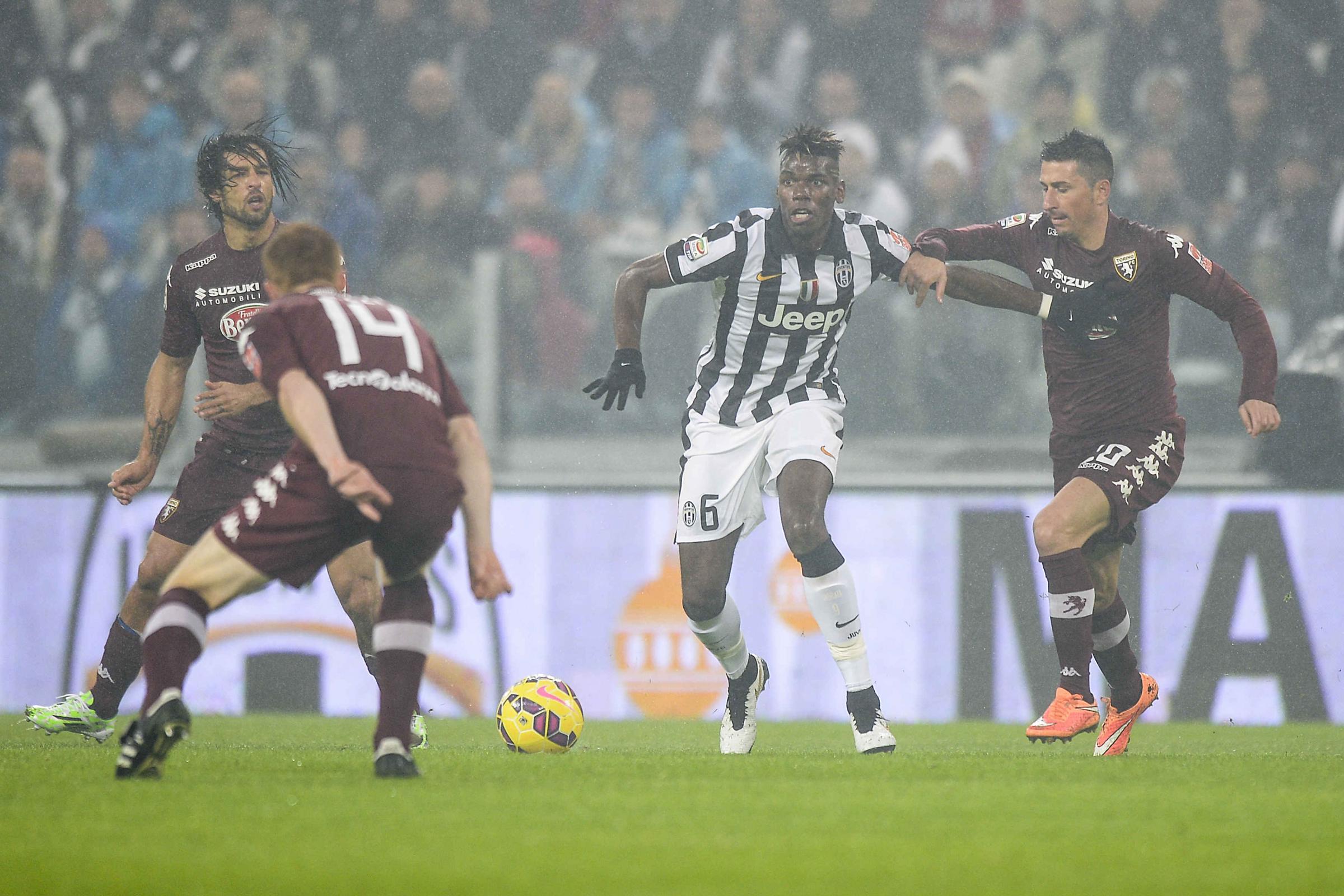 Juventus torino la diretta risultato 2 1 serie a for Tabelle juventus turin