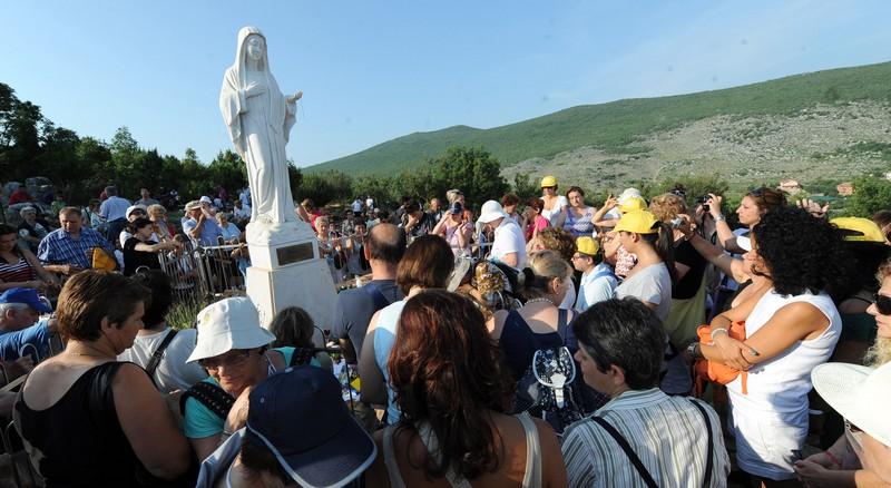 Medjugorje, il mistero della Madonna luminescente