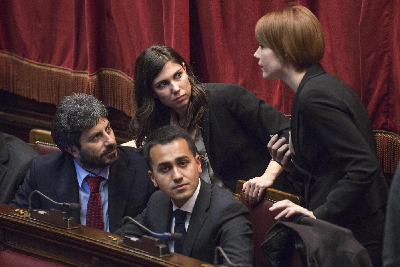 Movimento 5 stelle e la resa dei conti a rischio for Parlamentari 5 stelle nomi