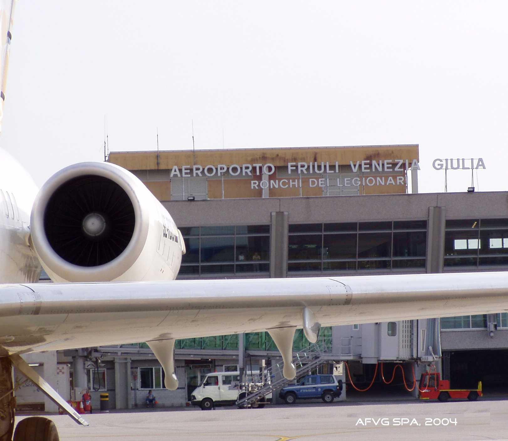 Aeroporto Ronchi : La storia del manager che guadagna più di napolitano