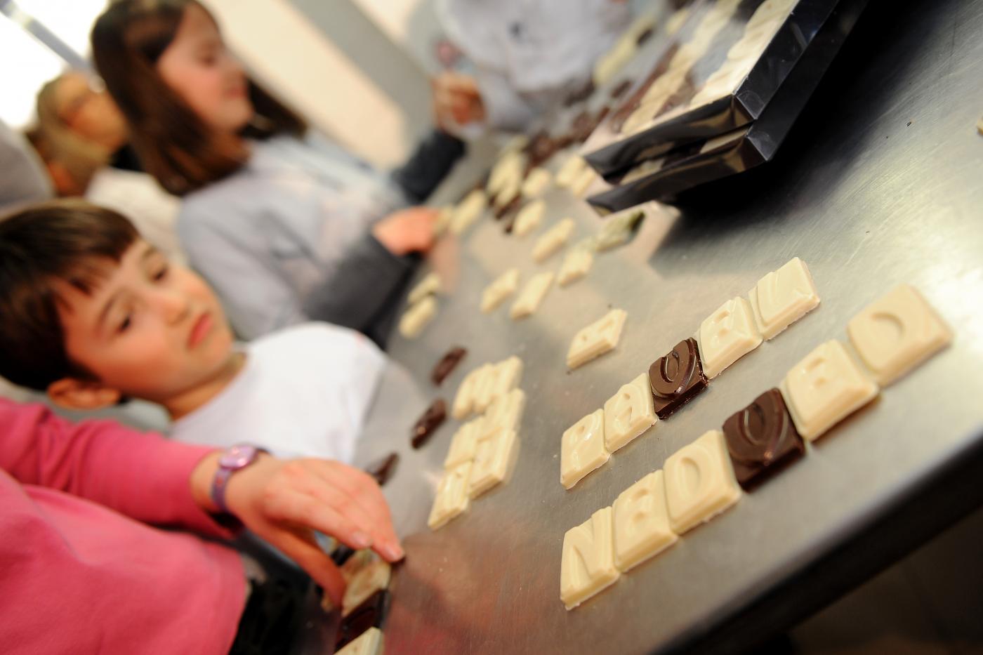«Il cioccolato nel mondo sta finendo»
