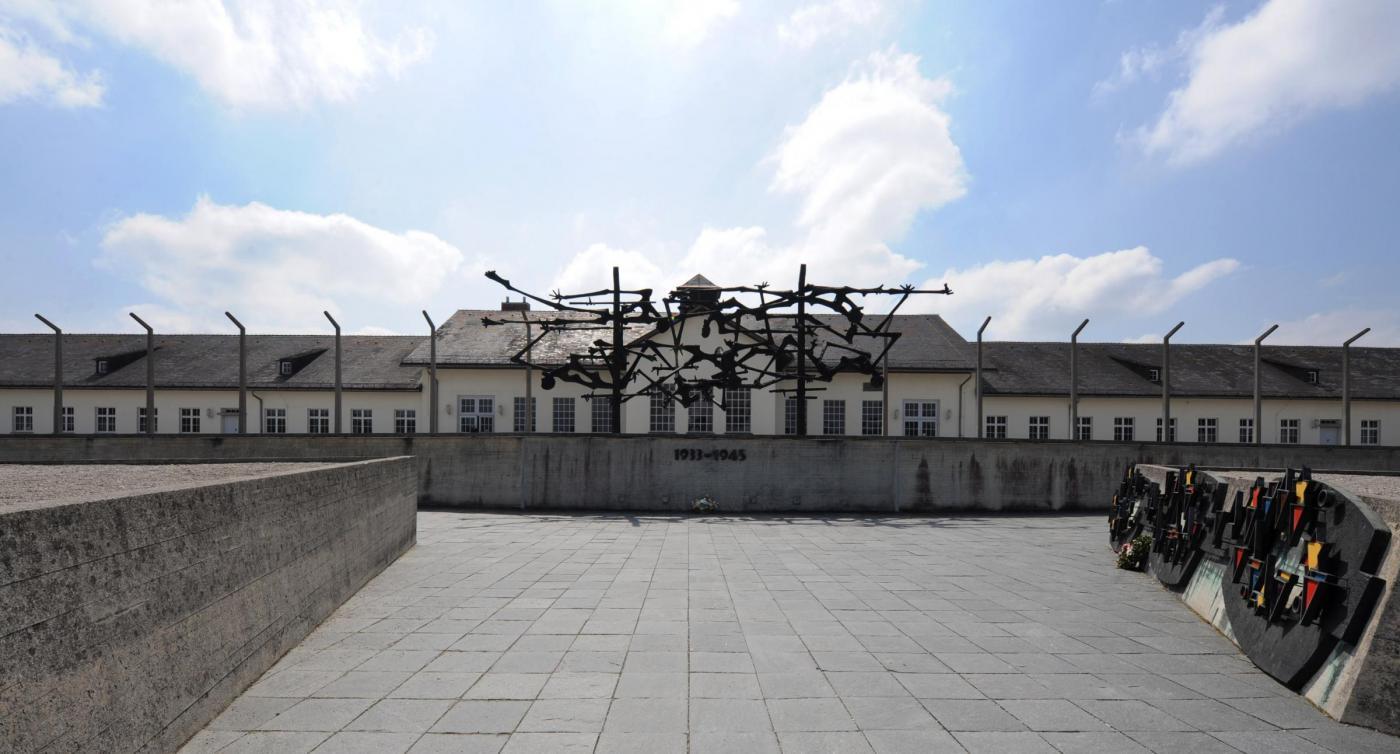 dachau campo di concentramento nazista 1