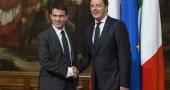 deficit matteo renzi italia francia ue