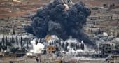 Turchia, bombardamenti della coalizione Usa contro ISIS a Suruc