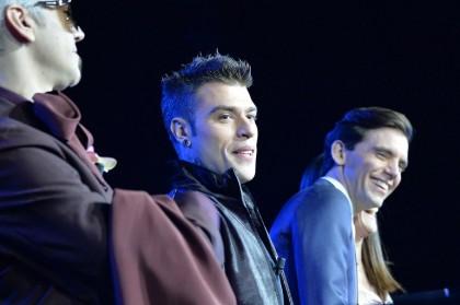 Fedex a X Factor - Foto: LaPresse/ Gian Mattia D'Alberto