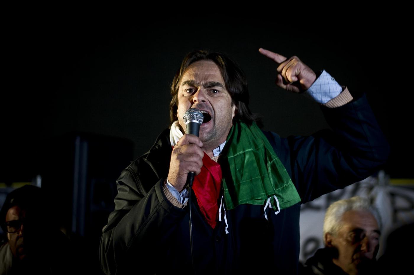 Il ritorno dei Forconi e di Danilo Calvani, ancora per il 9 dicembre