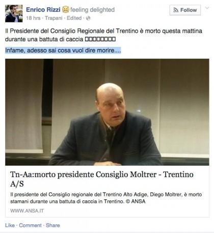 Foto: Facebook/EnricoRizzi