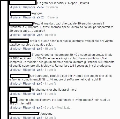 Facebook/Moncler