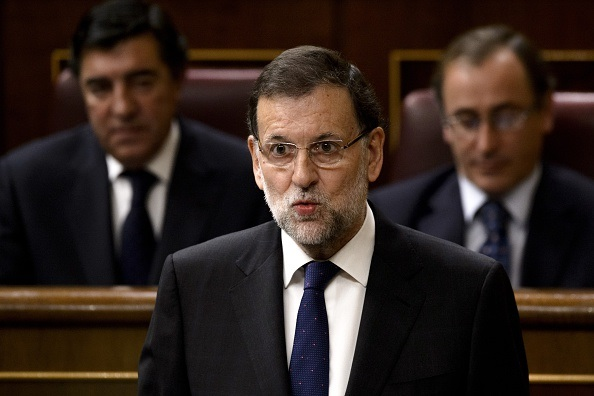 Mariano Rajoy, DANI POZO/AFP/Getty Images