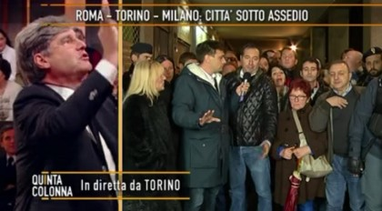 Photocredit: Mediaset/Quinta Colonna