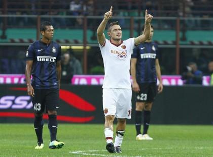 Inter vs Roma -