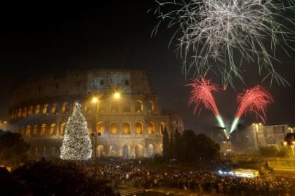 ITALY-NEW YEAR