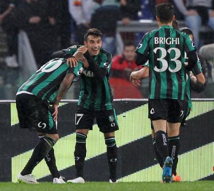 AS Roma v US Sassuolo Calcio - Serie A