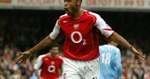Arsenal's French forward Thierry Henry