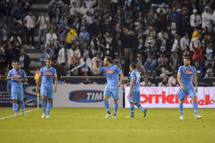 Supercoppa Italiana 2014 - Juventus vs. Napoli