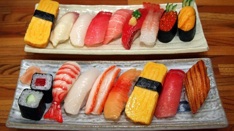 Le 15 cose che devi fare (e non fare!) quando mangi il sushi