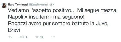 Sara Tommasi Napoli 10