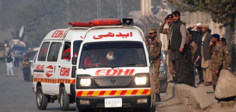 Pakistan Lahore attentato