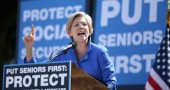 Elizabeth Warren. Chip Somodevilla/Getty Images