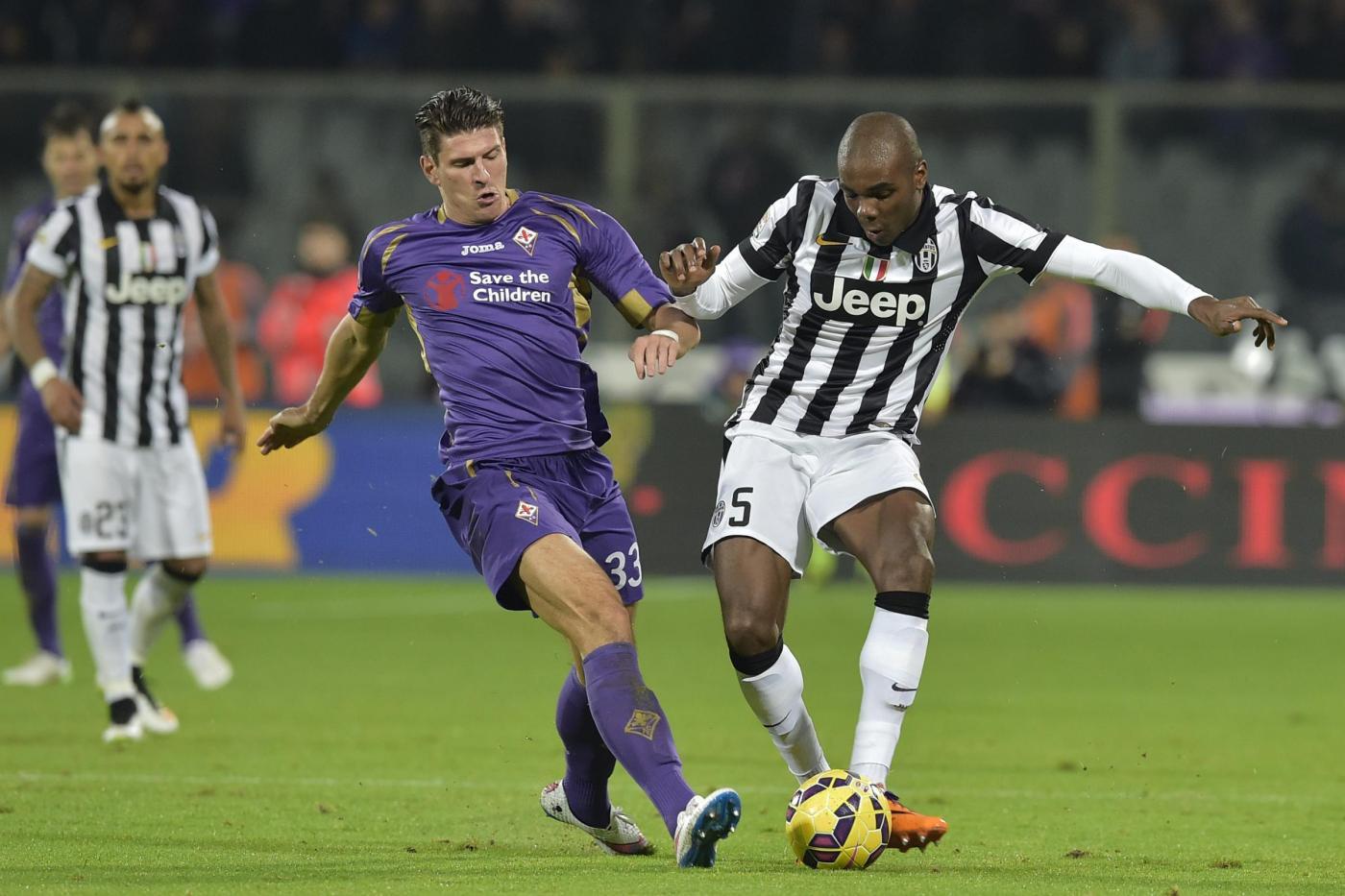 Fiorentina-Juventus