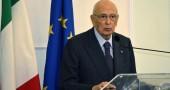 Napolitano alle celebrazioni per i 70 anni della Società Italiana per l'Organizzazione Internazionale