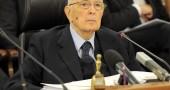 Napolitano: «No al protagonismo dei magistrati»