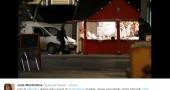 Nantes, furgone contro la folla al Mercatino di Natale, 17 feriti