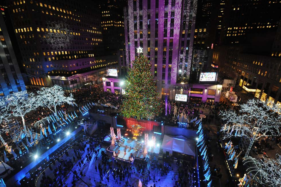 Le luci del natale nel mondo foto 13 di 24 for Immagini new york a natale