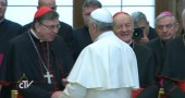 screenshot via Youtube/Centro Televisivo Vaticano