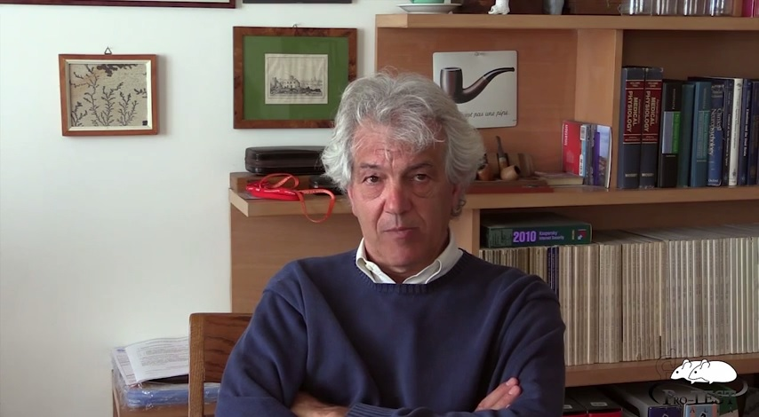 Roberto Caminiti risponde a Striscia La Notizia sulla sperimentazione animale