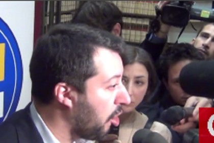 salvini quirinale