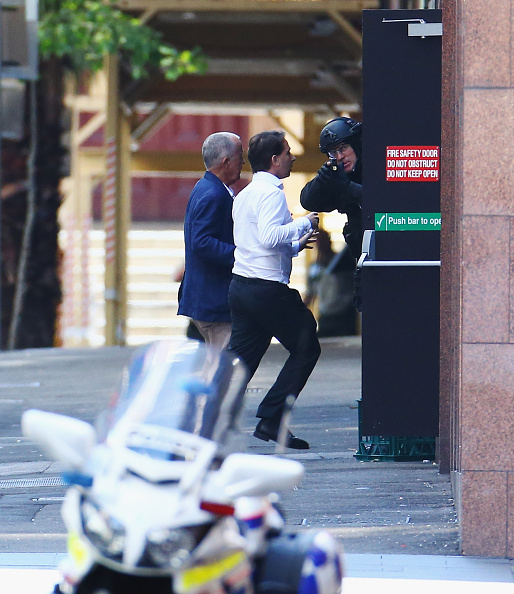 Police Hostage Situation Developing In Sydney