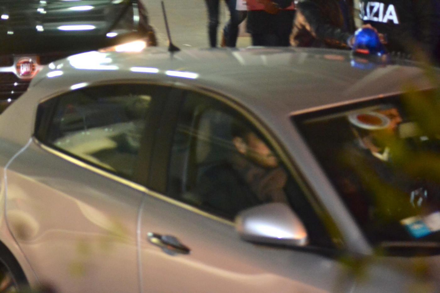 La madre di Loris Stival lascia la Procura di Ragusa in stato di arresto