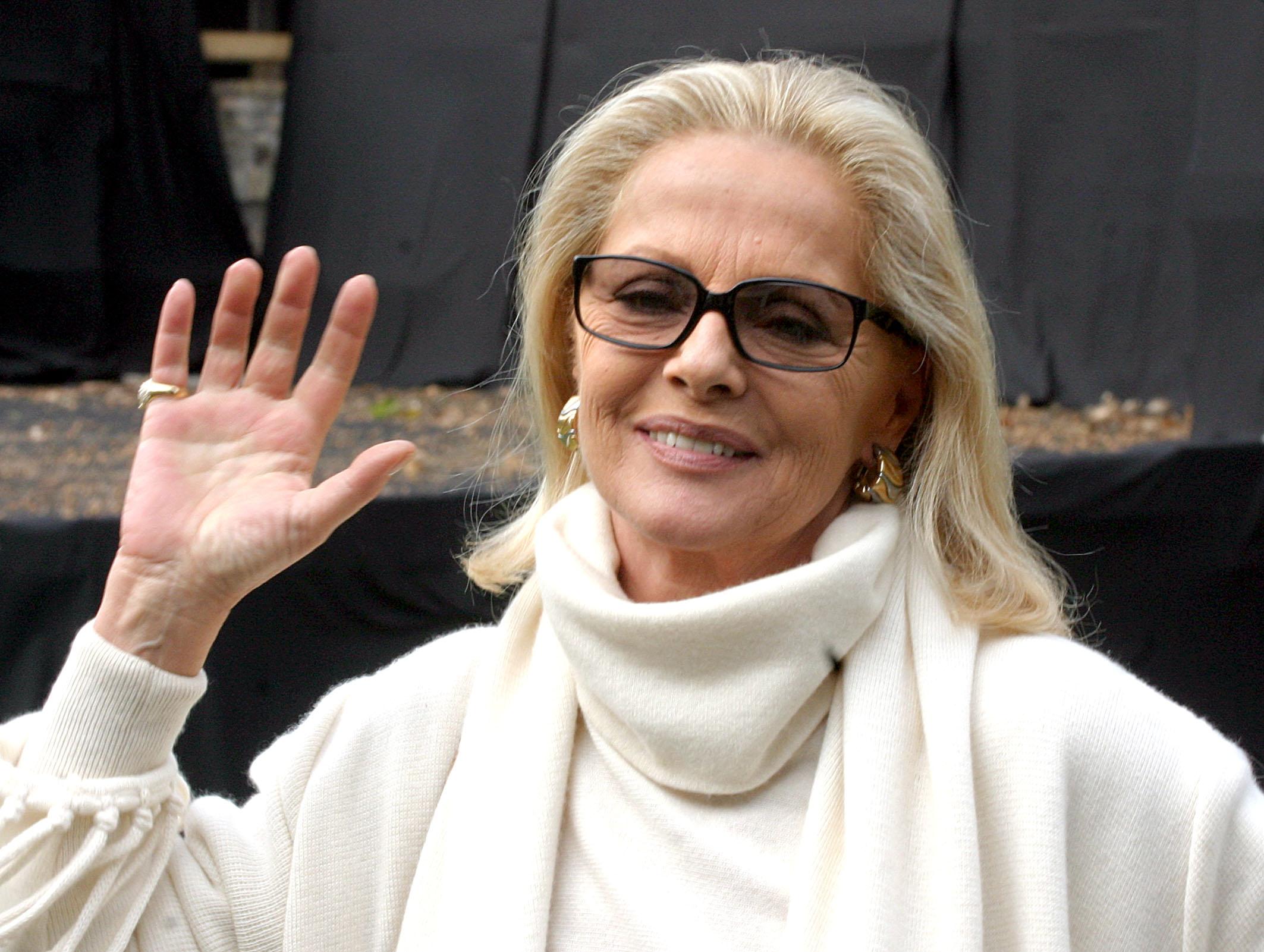 """Virna Lisi si spegne a 78 anni Virna Lisi, morta """"tranquillamente nel sonno"""""""