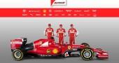 Ferrari, presentata la SF15-T