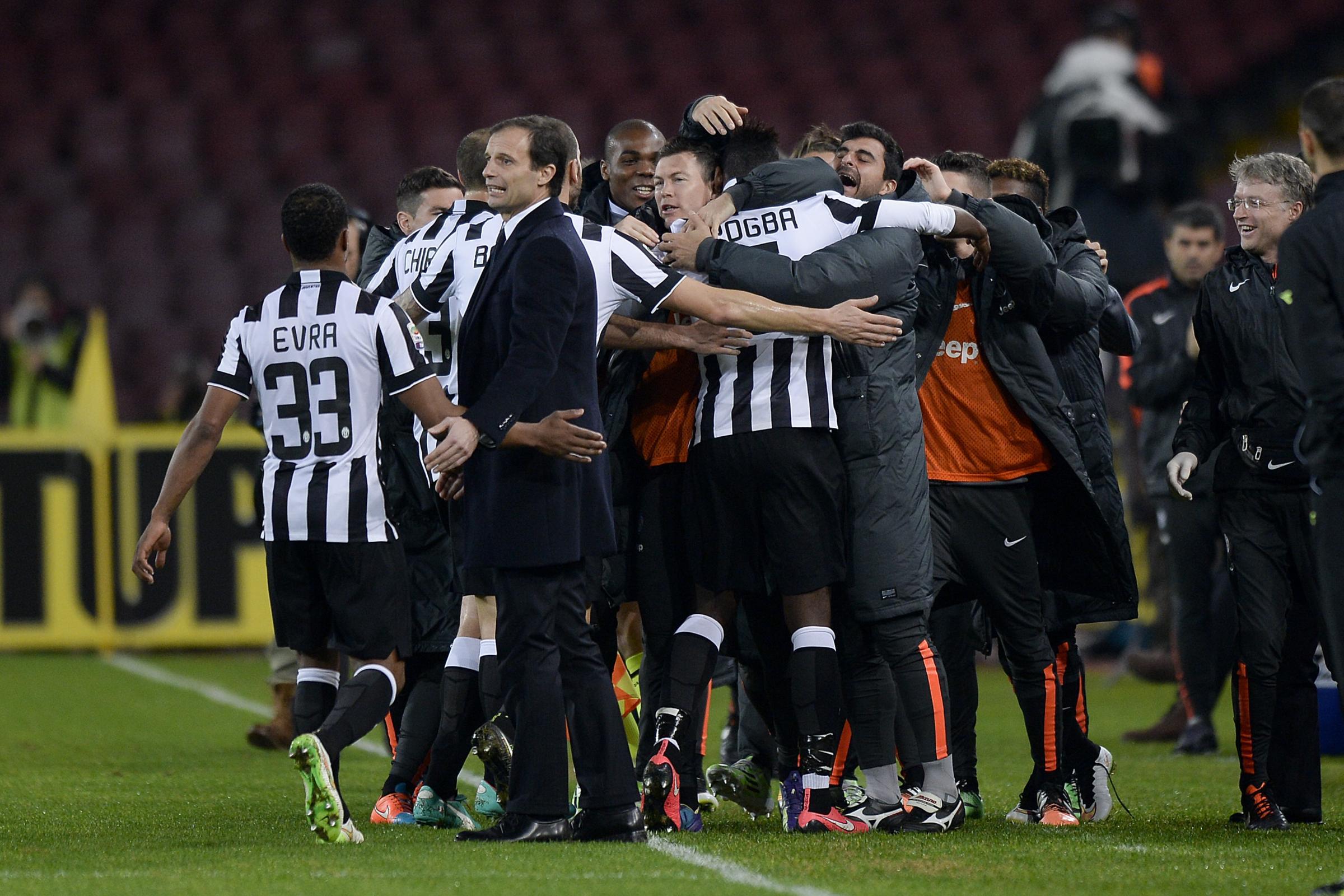 Napoli Juventus La Diretta Risultato 1 3 Serie A