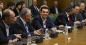 Alexis Tsipras e la Borsa di Atene